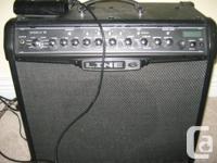 like new never used line 6 spider 4 75 watt amp got it