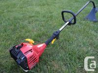 Homelite 26cc Line Trimmer for Sale. Used, but in good