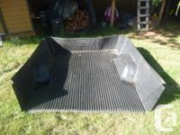 Shortbox / bed Ford box liner with tailgate liner from