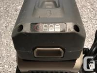 40 V 4.0 Ah Ecosharp Lithium-Ion Battery (model iBAT40)