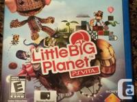 LittleBIGPlanet for PS VITA (BNIB)  The game is brand