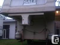 Travel Mate 19foot Fifth Wheel. New Shocks and also