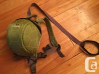 Super cute Little life turtle backpack from Mountain