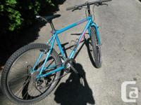 "16"" Mtb for sale:. 1990 Specialized Rock Receptacle"