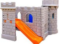 Castle climber in great condition provides hours of fun