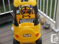 Little Tikes is revamping its classic Cozy Coupe! The