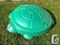 As the title says, up for sale is a Little Tikes Turtle