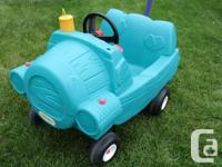 Little Tikes Push Mobile Car for Sale. Winnie-the-Pooh