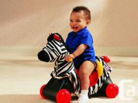 Little ones will rock and roll their way to strong