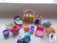 My daughter is selling her Littlest Petshop toys to