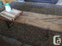Live Edge Coffee Tables for sale. Custom made with