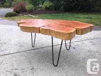 Selling all these beautiful live edge tables