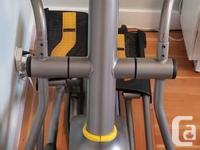 Quality Livestrong elliptical with no issues