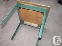 got 2 living room tables for sale. Can be sanded and