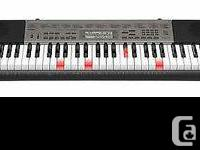 Hi every person  I have a like-new casio lk 240