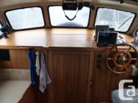 LM 27 Mark II 1983, original owner, fully equipped and
