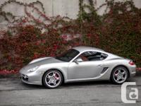 Make Porsche Model Cayman Year 2006 Colour Silver kms