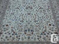Marketing one antique cream/beige bokhara rug (Persian