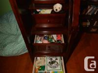 NE Kids Stairway Loft Bed. Sold wood (hardwood and