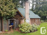 # Bath 1 # Bed 1 This older wood cabin is for sale and