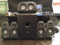 Have had these speakers for a while now. I love the
