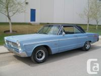 Make Plymouth Model Fury Year 1966 Trans Manual kms