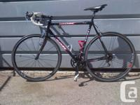 Not many around.  55cm Look KG 451 Road bike with full