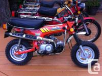 Make Honda Year 1970 Looking to buy CT70, CT90 or a CT