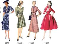 I am looking for vintage clothing from pre-1900 to the