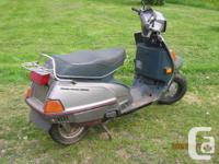 Looking to buy any old Honda or Yamaha scooters from