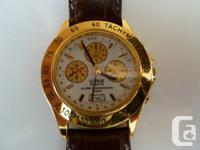 Lorus Multifunction Analog Watch -Chronograph, Alarm,