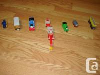 I have a Lot 12: Like New Thomas and Friends Electric