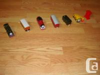 I have a Lot 13: Like New Thomas and Friends Electric