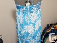 4 long summer dresses. Fits XS to S $5 each See
