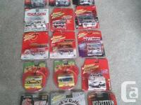 Selling a collection of 18 Johnny Lightning model cars
