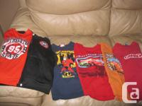 Lot of Boys size 6(6x) Includes: 1 BRAND NEW (NEVER