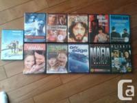 11 DVDs: Serpico with Al Pacino - Great Mafia Movies