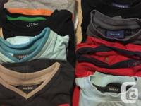 Hi, we have a lot of boys clothes (mostly Mexx, some