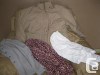 Lot of Women's Clothing Size 12 (large) Includes: 1)