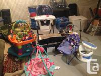 Hi I have a number of items to sell for a baby. All