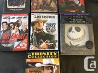 More movies! Most in this group are $4 - two are $6