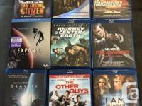 More movies from our collection for sale. $4