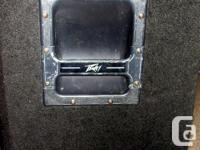 USED PEAVEY SP 5XT LOUDSPEAKER I have one for sale ,