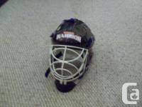 kids Louisville goalie gear. great shape. leg guards