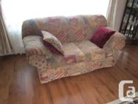 Beautiful loveseats NEW condition. Paid $1300 each but