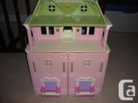 The Loving Family Dollhouse has a new design and an all