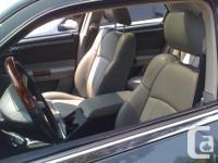 Make Chrysler Model 300C Year 2006 Colour green kms