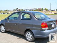 Make Toyota Model Echo Year 2003 Colour Grey kms
