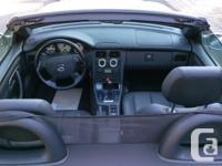 Make Mercedes-Benz Model SLK230 Year 2000 Colour