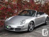 Make Porsche Model 911 Carrera Year 2008 Colour Silver